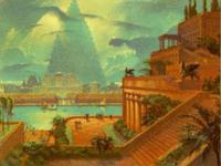 The Hanging Gardens of Babylon #1