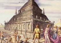The Mausoleum at Halicarnassus #3
