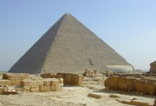 The Great Pyramid of Giza #2